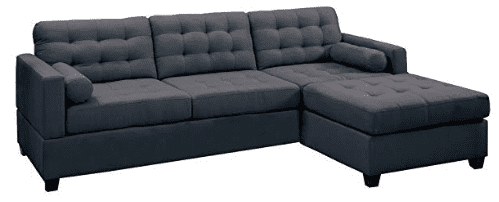 Top 5 Best Sectional Couches Under 500 $