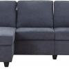 Top 5 Best Sectional Couches Under 300 2019 Reviews