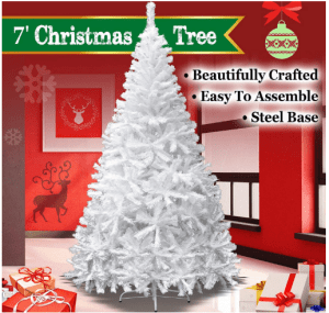 BenefitUSA Classic Pine Artificial Christmas Tree