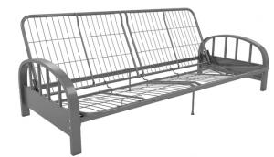 DHP Aiden Metal Futon Frame