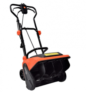 EJWOX9 Amp 16-InchElectric Snow Thrower