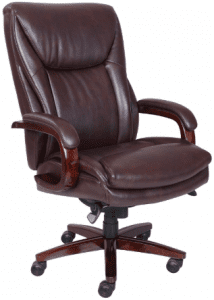 La Z Boy Edmonton Bonded Leather Office Chair