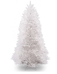 National Tree Dunhill White Fir Tree 7.5 foot