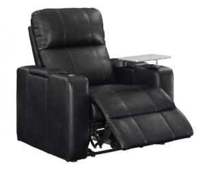 Pulaski Power Theatre Recliner - Best For Single Viewers
