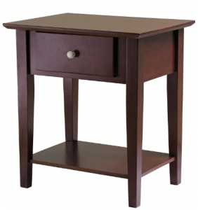 Winsome Wood Shaker Night Stand