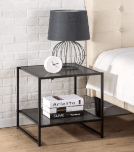 Zinus Coffee Table - Best Minimalist Nightstand