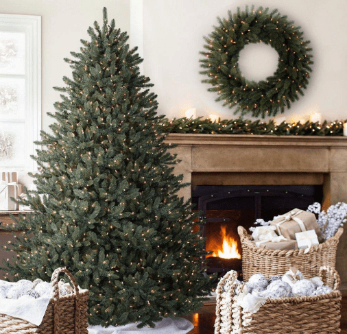 Top 8 Best Artificial Christmas Trees 2018 Reviews