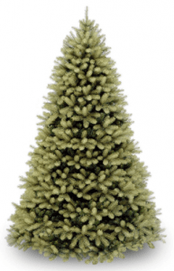 7.5 Foot Downswept Douglas Fir Tree - Best Artificial Christmas Tree from National Tree