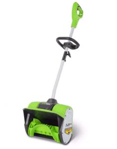 Greenworks260080212-Inch 8 Amp Corded Snow Shovel