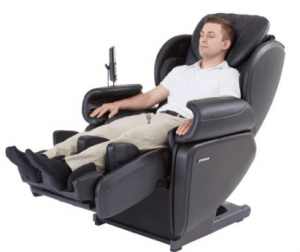 Johnson J6800 Ultra High-Performance Deep 4D Japanese Massage Chair - Best Massage Chair Under $5000