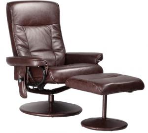 Relaxzen Recliner Chair 8-Motor Massage & Heat
