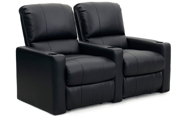 Groovy Top 12 Best Home Theater Seating 2019 Reviews Unemploymentrelief Wooden Chair Designs For Living Room Unemploymentrelieforg