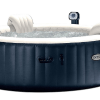 Top 10 Best Inflatable Hot Tubs 2019 Reviews