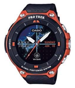 Casio Men's 'Pro Trek' Outdoor Smartwatch