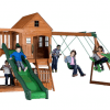Top 12 Best Swing Sets and Playsets 2021 Reviews