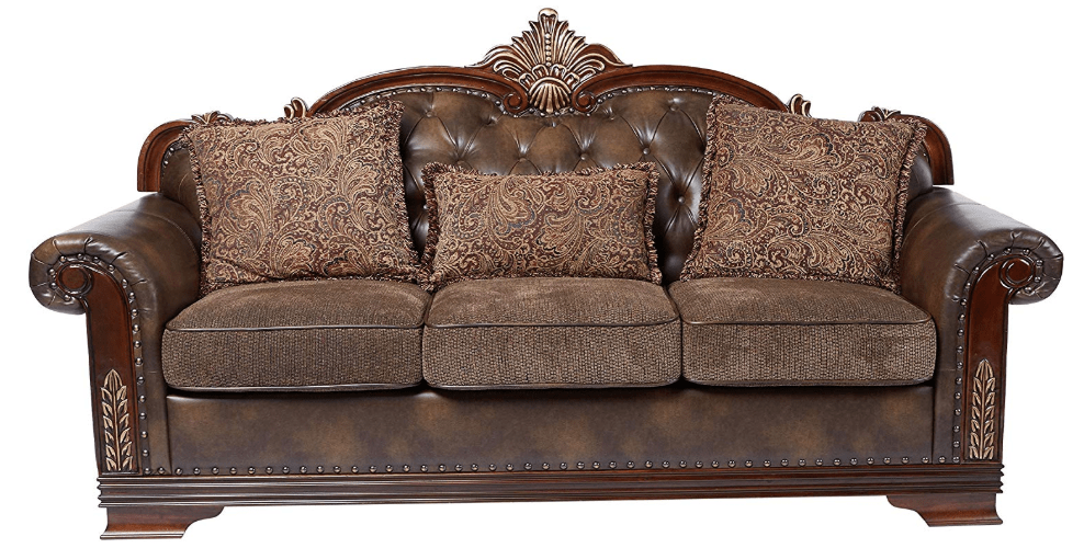 Top 10 Best Leather Sofas 2019 Reviews
