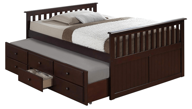 Top 10 Best Trundle Beds 2020 Reviews