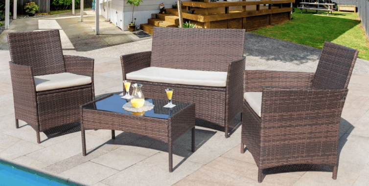 Top 10 Best Patio Furniture 2020 Reviews