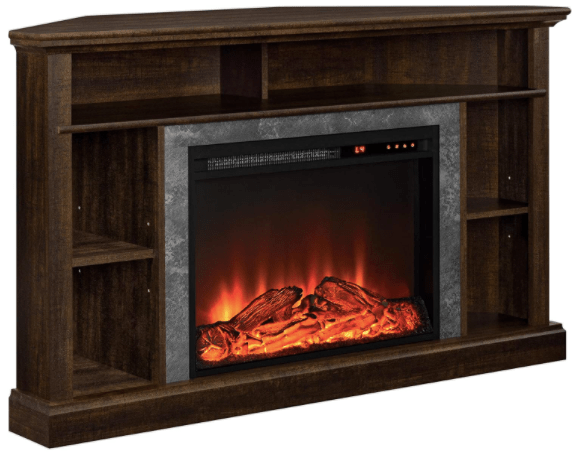 Top 10 Best Corner Electric Fireplaces 2021 Reviews