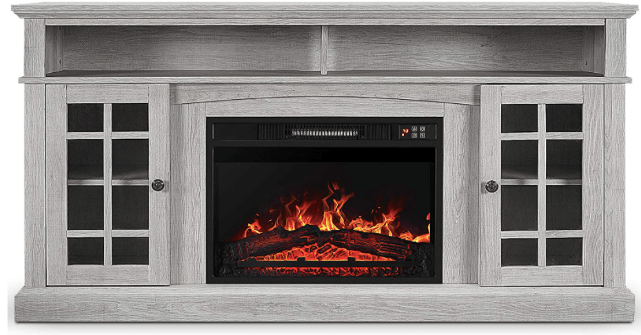 Top 10 Best Electric Fireplace TV Stands 2021 Reviews