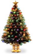 Top 8 Best Fiber Optic Christmas Trees 2018 Reviews