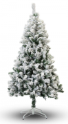 Top 9 Best Flocked Christmas Trees 2019 Reviews