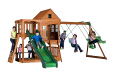 Top 12 Best Swing Sets and Playsets 2020 Reviews