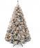 Top 12 Best Flocked Christmas Trees 2019 Reviews