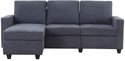 Top 10 Best Sectional Couches Under 300 2021 Reviews : Pick Cheap Sectional Sofa